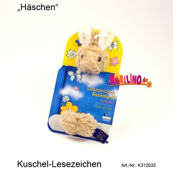 Häschen Kuschel-Lesezeichen
