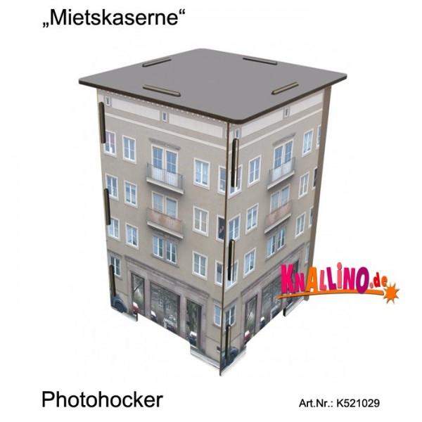 Mietskaserne Photohocker