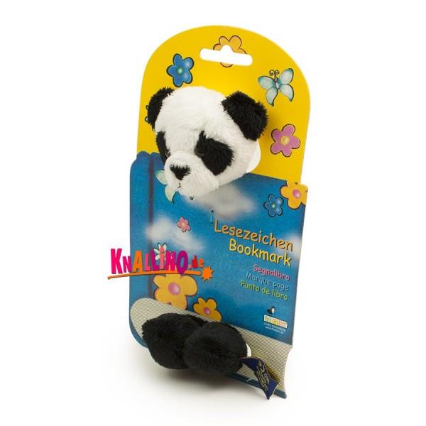 Panda Kuschel-Lesezeichen