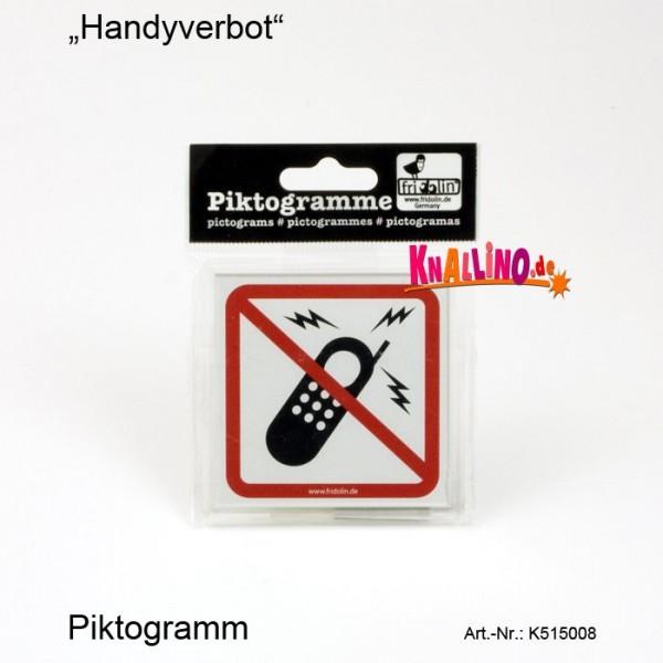 Handyverbot Piktogramm