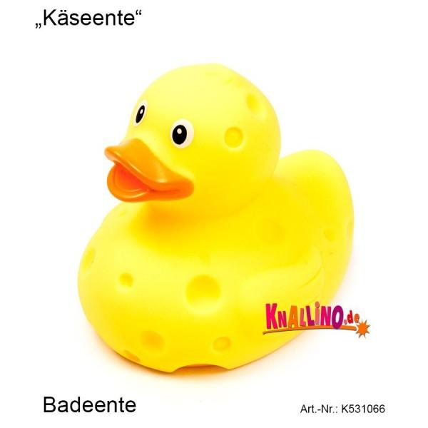 Käseente Badeente