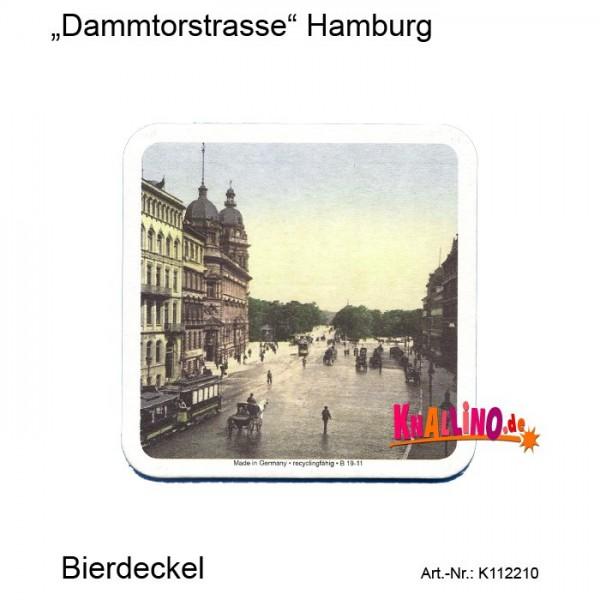 Dammtorstraße Hamburg Bierdeckel
