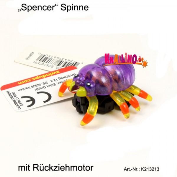Spencer Spinne mit Rückziehmotor