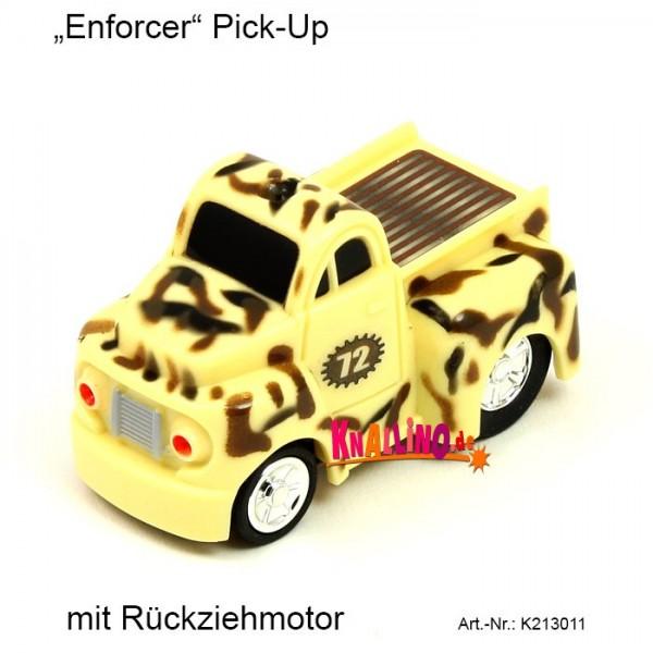 Enforcer Pick-Up mit Rückziehmotor