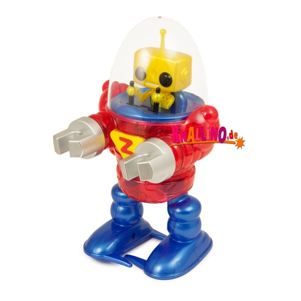 Z Wind Ups Classics Merlin Roboter große Aufziehfigur
