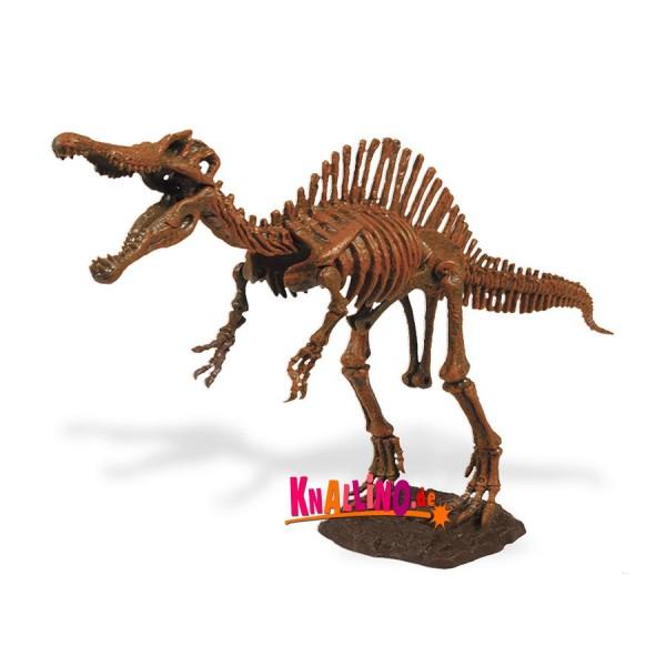 Geoworld Jurassic Eggs Spinosaurus Dinoskelett zum Zusammenbauen