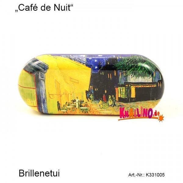 Café de Nuit Vincent van Gogh Brillenetui