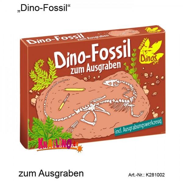 Dino-Fossil zum Ausgraben