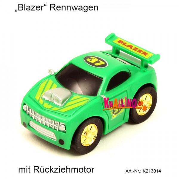 Blazer Rennwagen mit Rückziehmotor