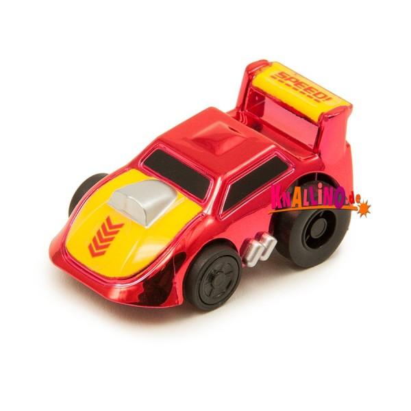 Z Wind Ups Flash Rennwagen mit Rückziehmotor