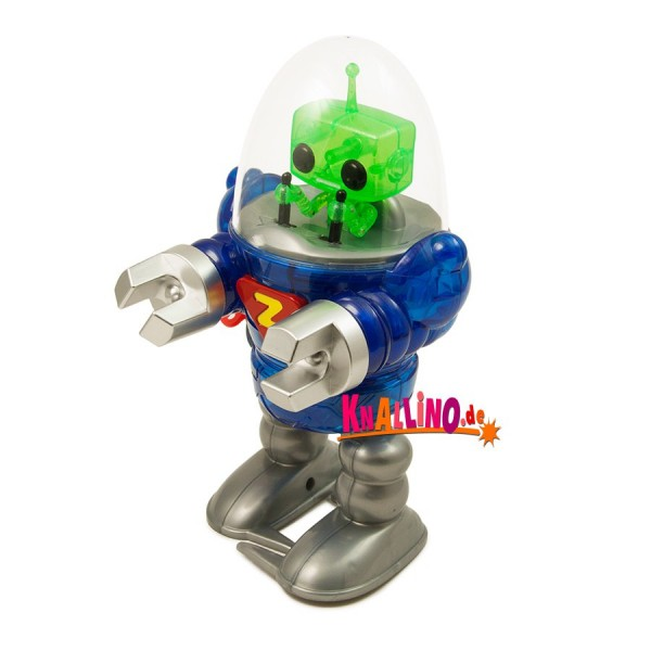 Z Wind Ups Classic Rogan Roboter große Aufziehfigur