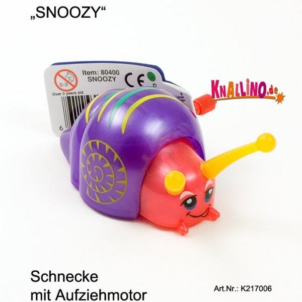 Z Wind Ups Snoozy Schnecke mit Aufziehmotor