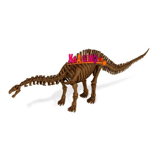 Geoworld Jurassic Eggs Apatosaurus Dinoskelett zum Zusammenbauen
