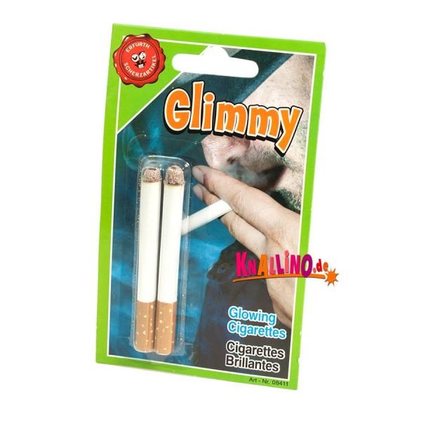 Glimmy Zigarettenattrappe Scherzartikel