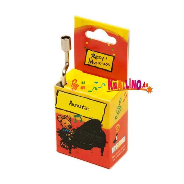 Augustin Rizzy's Music Box Spieluhr