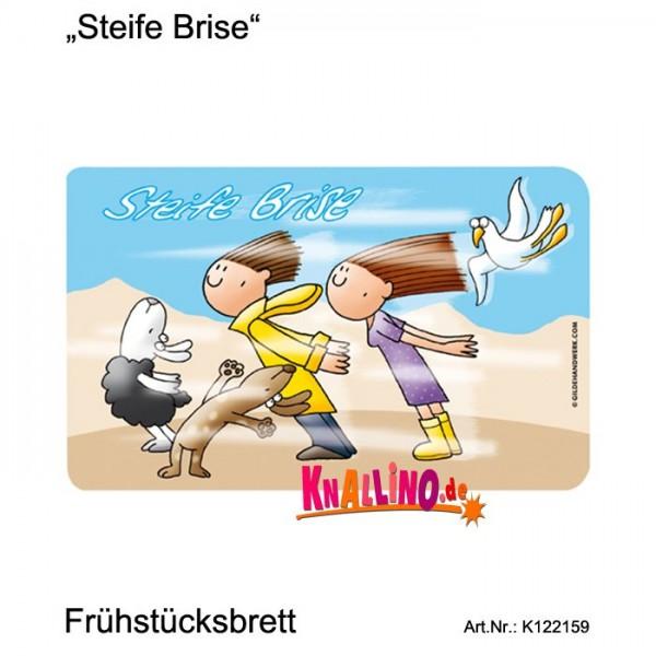 Steife Brise Frühstücksbrett