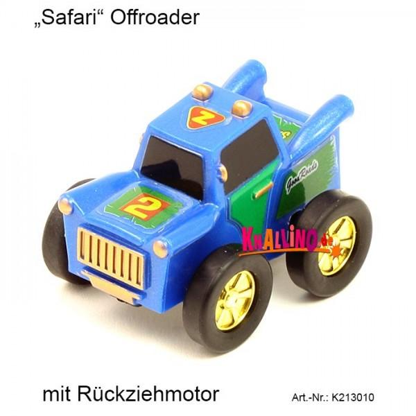 Safari Offroader mit Rückziehmotor