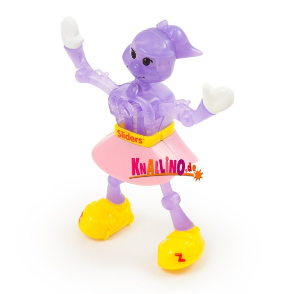 Z Wind Ups Sliders Lizzie tanzende Aufziehfigur