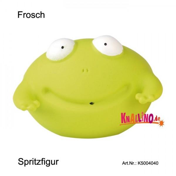Frosch Spritzfigur aus Sortiment Rasselbande