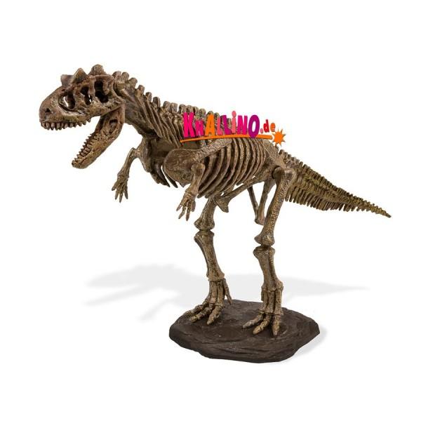 Geoworld Jurassic Eggs Carnotaurus Dinoskelett zum Zusammenbauen