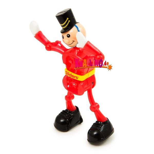 Z Wind Ups Sliders Trevor tanzender Spielzeugsoldat zum Aufziehen