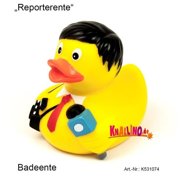 Reporterente Badeente
