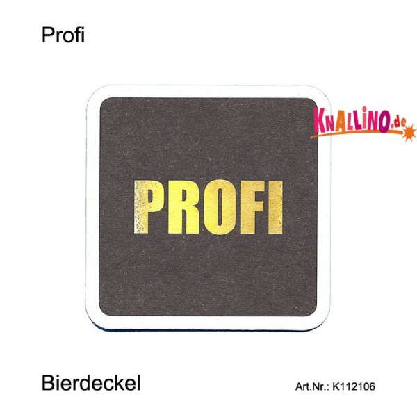 Profi Bierdeckel
