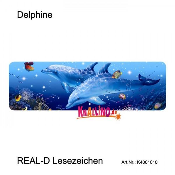 Delphine REAL-D Lesezeichen
