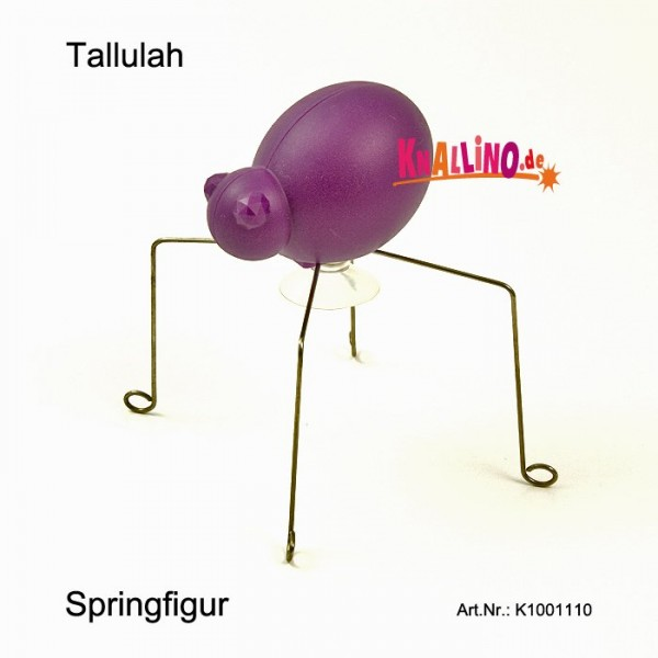 Tallulah Springfigur