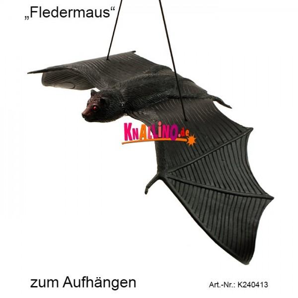 Fledermaus zum Aufhängen Scherzartikel