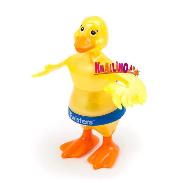 Z Wind Ups David Twisters tanzende Ente zum Aufziehen