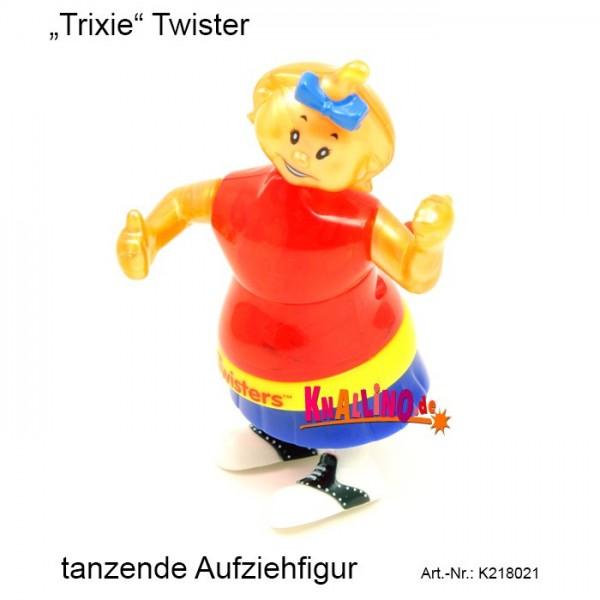 Z Wind Ups Trixie Twister tanzende Aufziehfigur