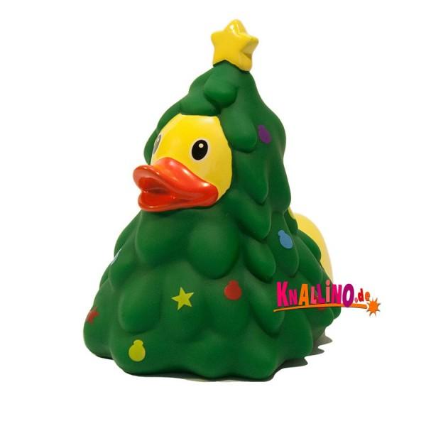 Weihnachtsbaumente Badeente