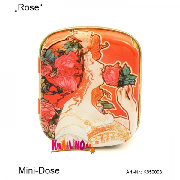 Rose Henri Privat-Livemont Mini-Dose