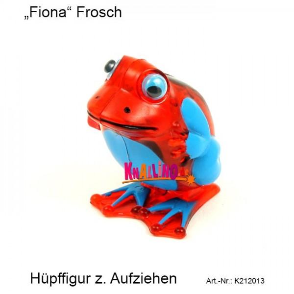 Fiona Frosch zum Aufziehen
