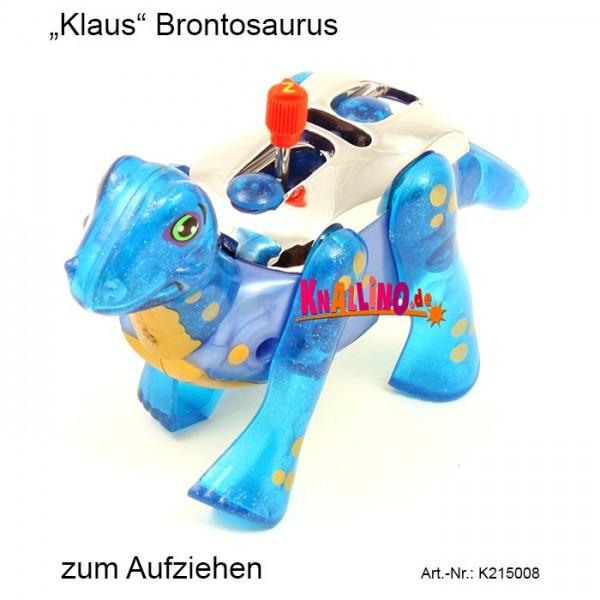 Z Wind Ups Klaus Brontosaurus zum Aufziehen