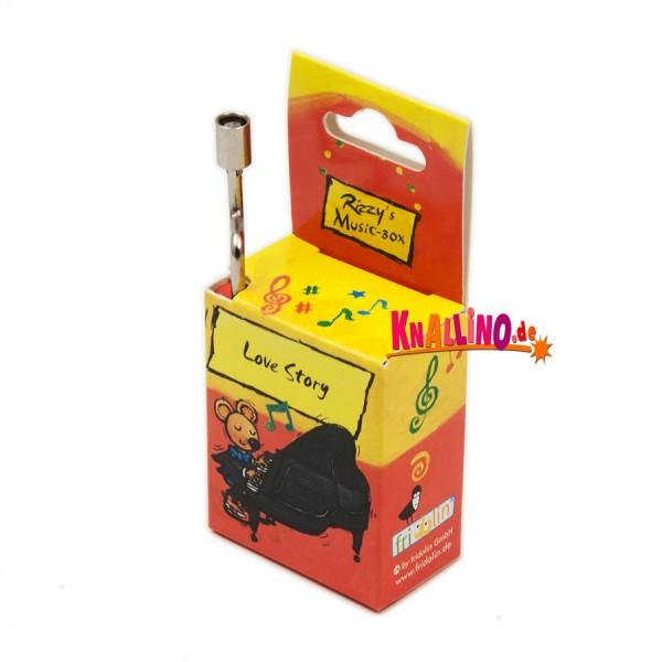 Love Story Rizzy's Music Box Spieluhr