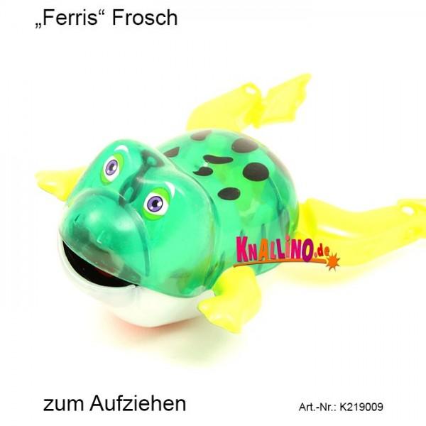 Ferris Frosch zum Aufziehen