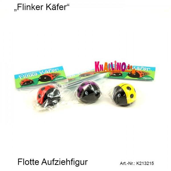 Flinker Käfer Aufziehfigur