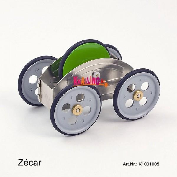 Kikkerland Zécar Metallwagen zum Aufziehen