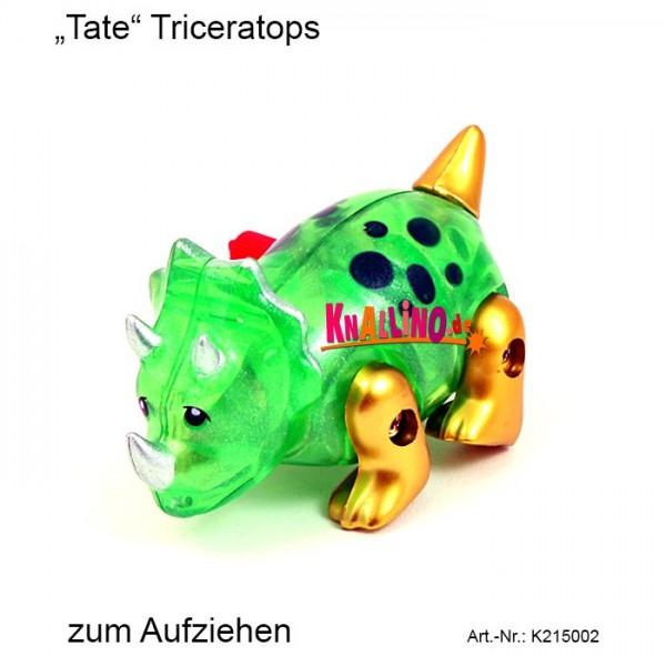 Tate Triceratops zum Aufziehen