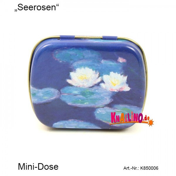 Seerosen Claude Monet Mini-Dose
