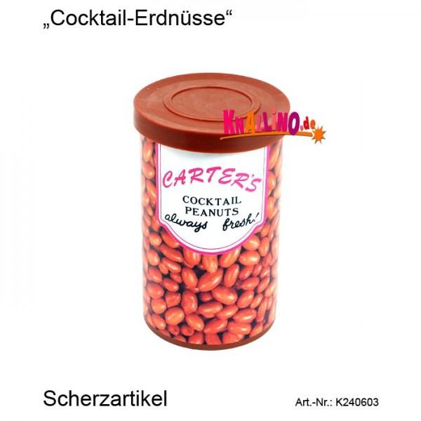 Erfurth Cocktail-Erdnüsse Scherzartikel