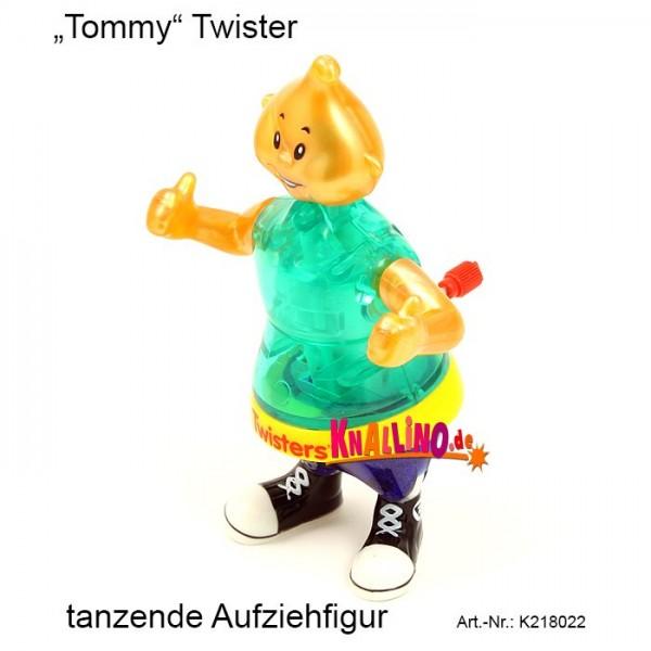 Tommy Twister tanzende Aufziehfigur
