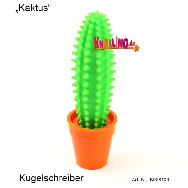 Kaktus Kugelschreiber