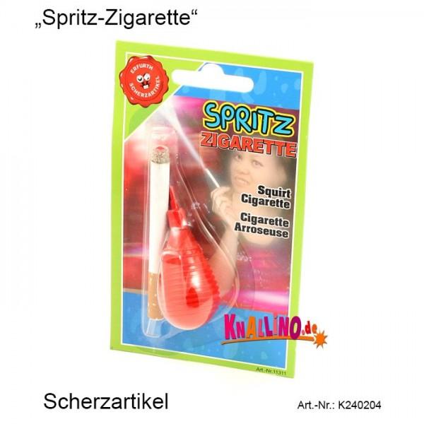 Spritz-Zigarette Scherzartikel