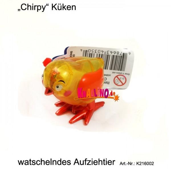 Z Wind Ups Chirpy Küken watschelndes Aufziehtier