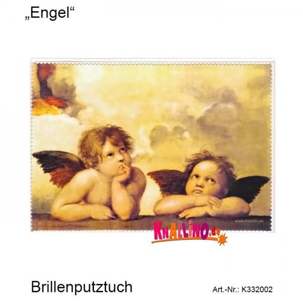 Engel Raffael Brillenputztuch