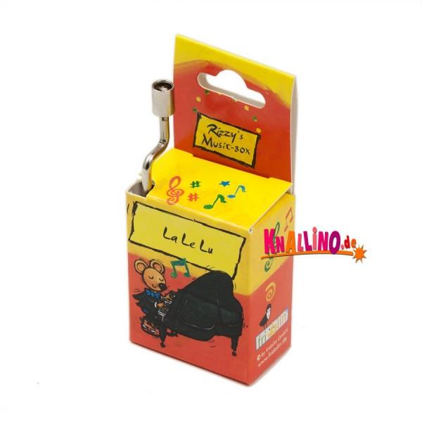 La Le Lu Rizzy's Music Box Spieluhr