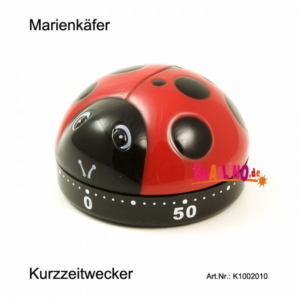 Marienkäfer Kurzzeitwecker (Eieruhr)